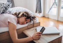 Why do we feel angry when someone wakes us suddenly from sleep?